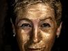 Gold Podwer Mask Healing