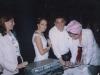 CHIO GOMEZ, BETSY SUAREZ, MAURICIO LANIADO. GUAYAQUIL 2005